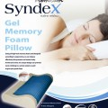 Syndex Premium Memory Foam  Gel Medium Size 0