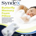 Syndex Premium Memory Foam  Butterfly